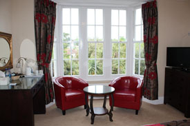 Riviera Room at The Charterhouse Bed and Breakfast Torquay